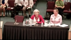 Sharon address to RPS committee 2